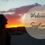 Welcome September…